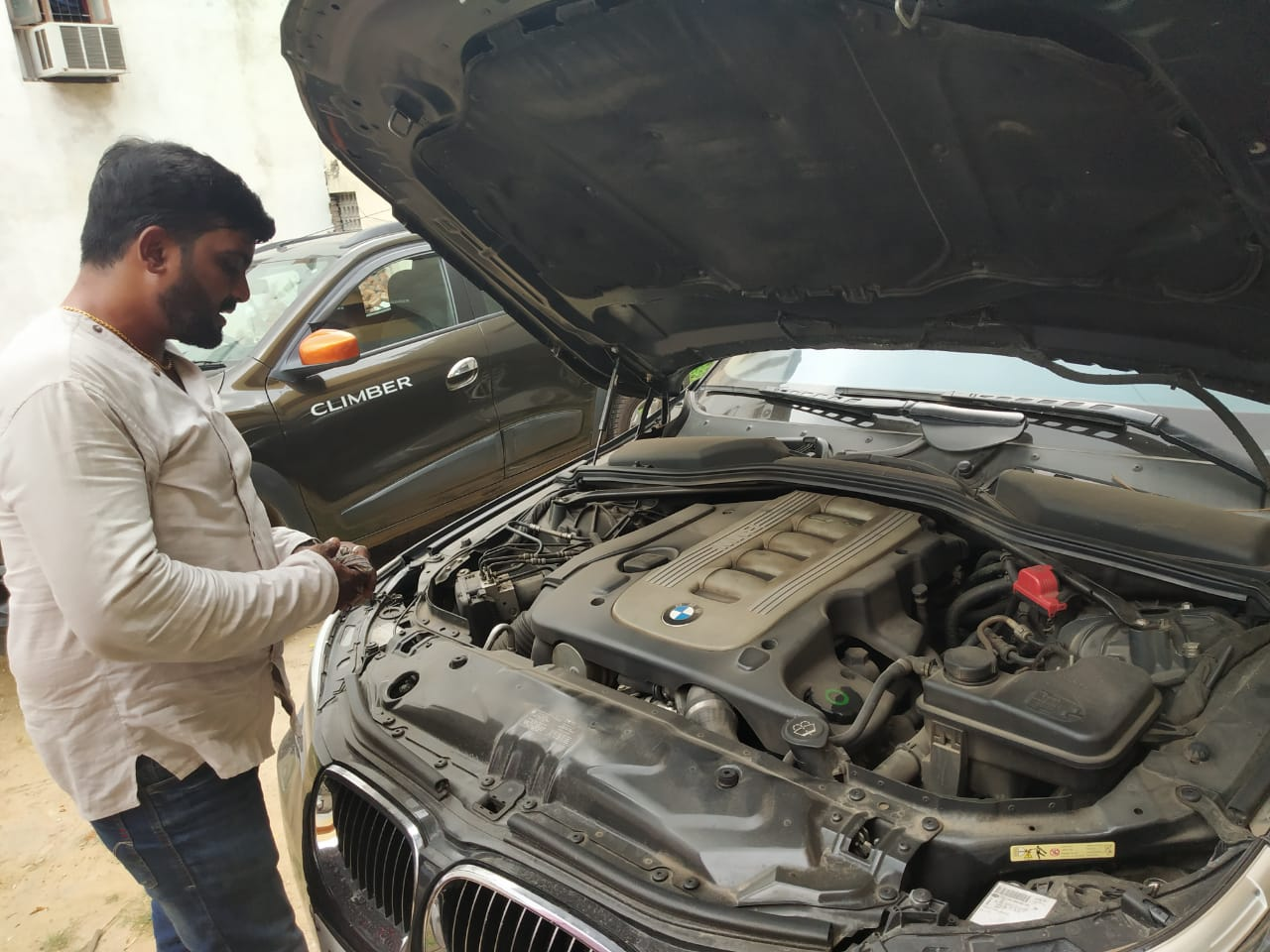Car Scanning and Diagnosis in chennai