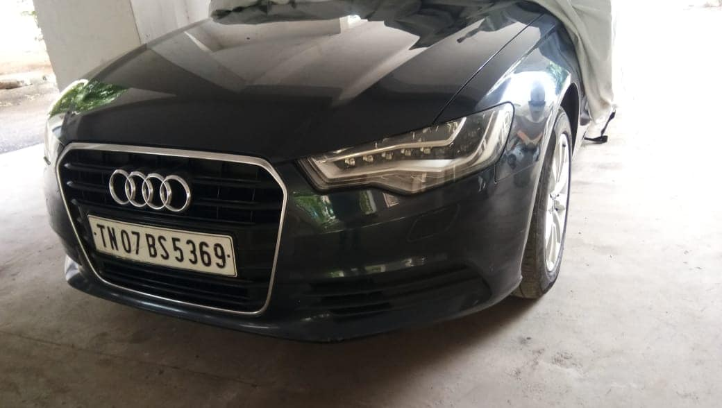 Audi luxury car service & Repair Center in chennai